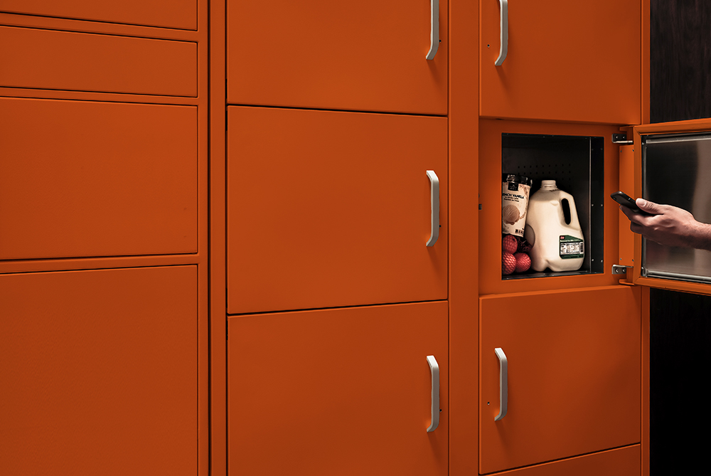 play it cool with refrigerated package lockers smiota